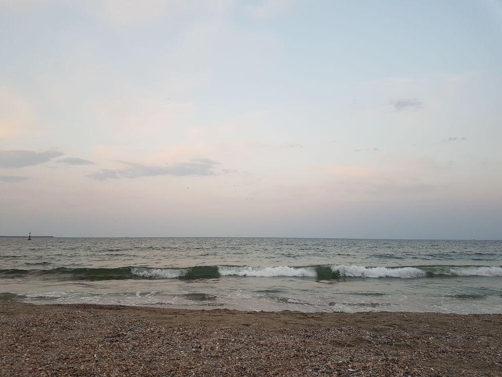 black sea soare